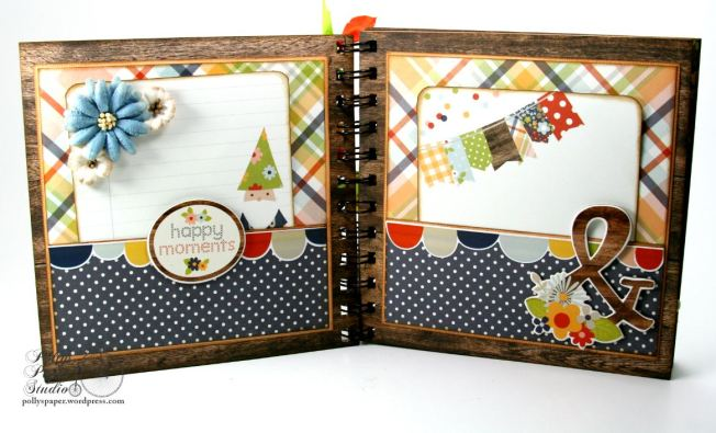 Get Your Happy Dads Day On Mini Album Petaloo Simple Stories 6
