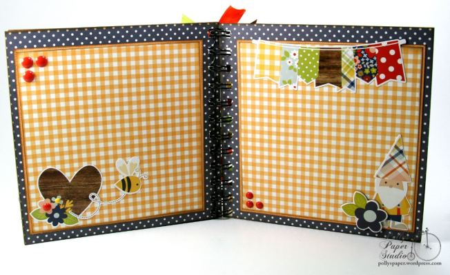 Get Your Happy Dads Day On Mini Album Petaloo Simple Stories 9