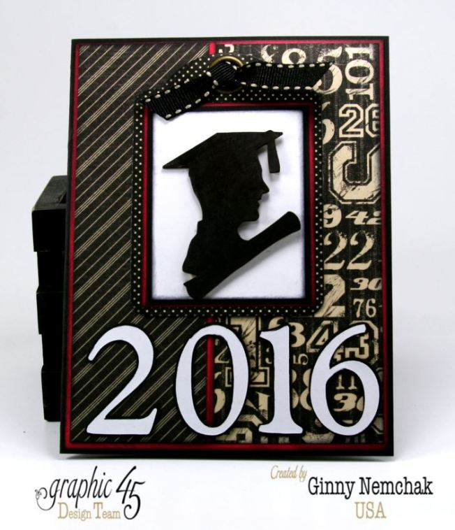 Graduation Cards 2016 Graphic 45   6