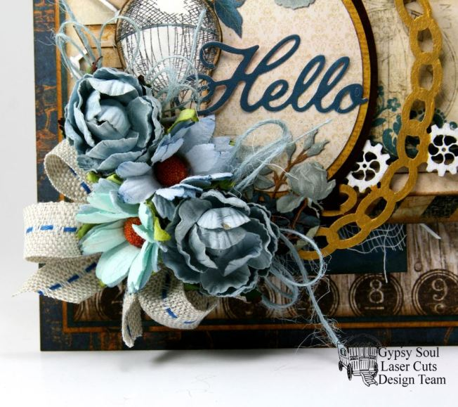 Hello Steampunk Greeting Card GSL BoBunny 4