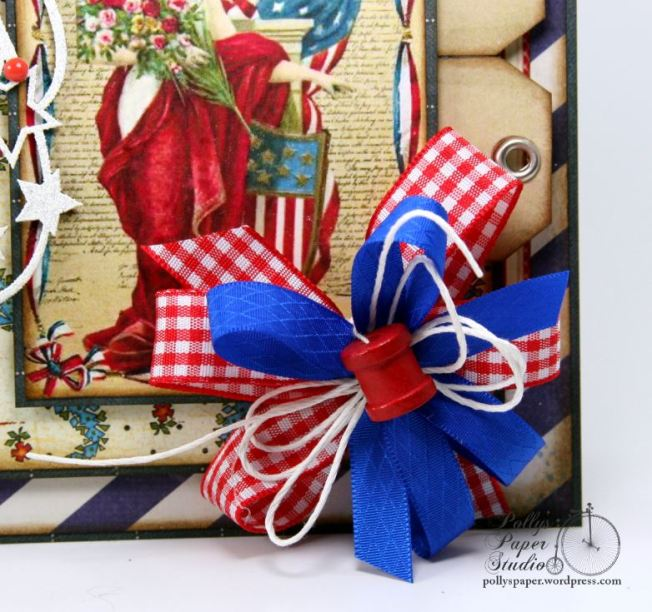 Liberty Patriotic Card 3