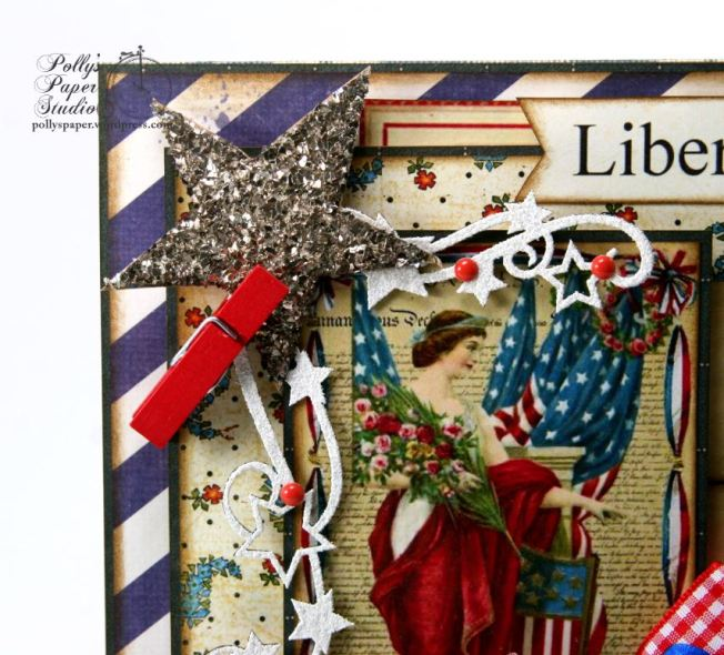 Liberty Patriotic Card 4