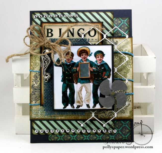 Masculine Cards & Tags Creativity Kit 5