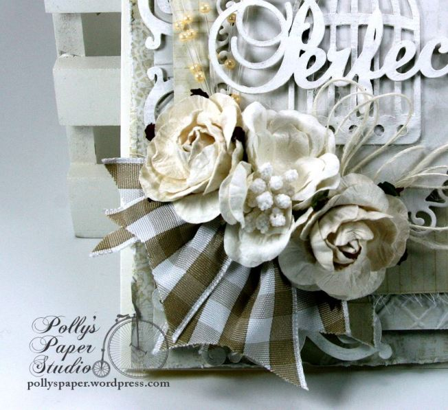 Perfect Shabby Chic Greeting Card 2