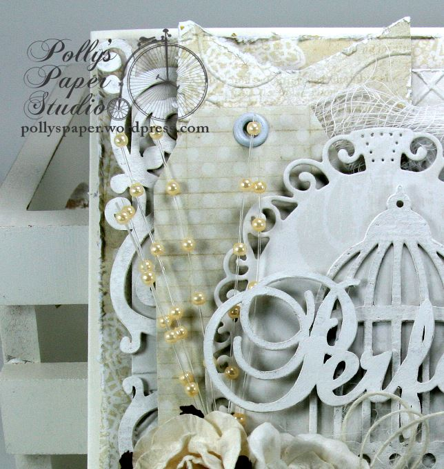 Perfect Shabby Chic Greeting Card 3