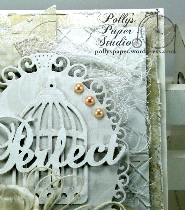 Perfect Shabby Chic Greeting Card 4