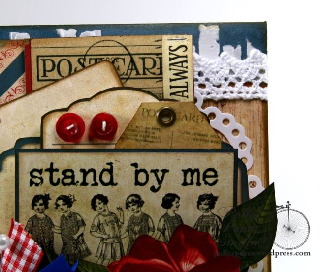 Stand By Me Card BoBunny Juliet 5