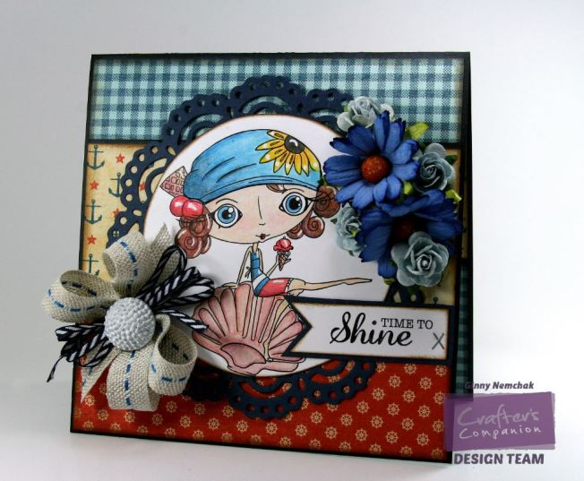 Verity Rose Card 1