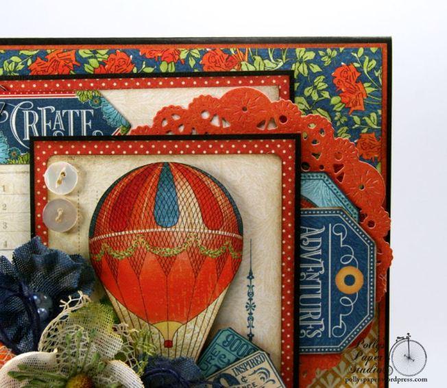 Adventure Balloon Greeting Card 5