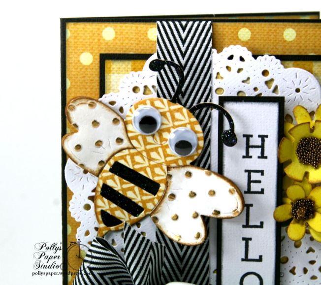 Hello Bee Card 2