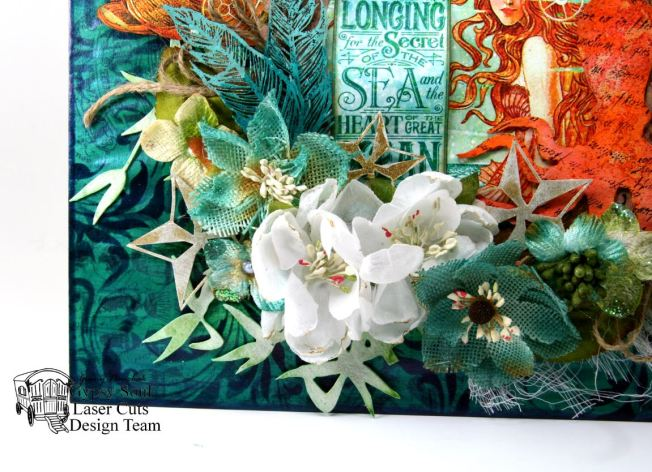 My Soul is Longing for the Sea Wall Hanging 3