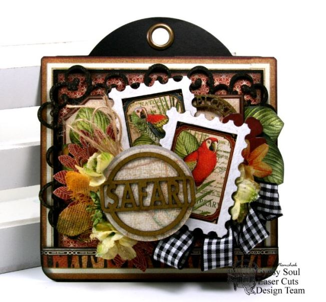 Safari Tag Gypsy Soul Graphic 45 1