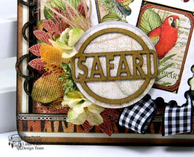 Safari Tag Gypsy Soul Graphic 45 2