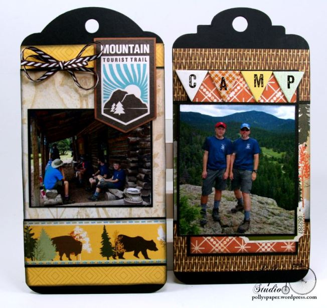 Take a Hike Tag Box 9