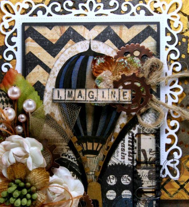 Imagine Balloon Card 4