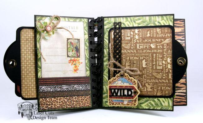 Safari Adventure Book 5