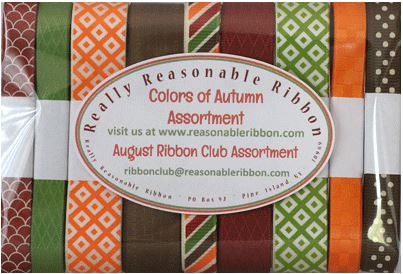 August Ribbon Club