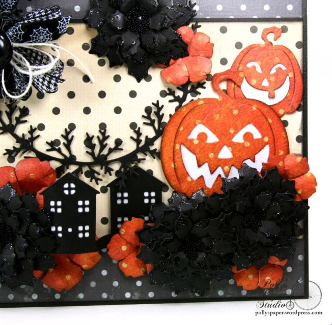 Halloween Village 3