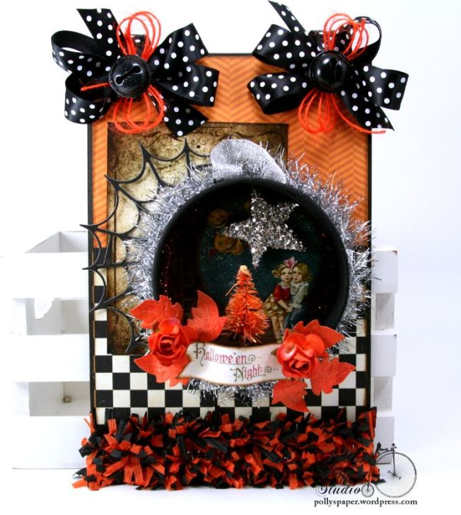 Halloween_Night_Holiday_Wall_Hanging_Home_Decor_Polly's_Paper_Studio_Ginny_Nemchak_01