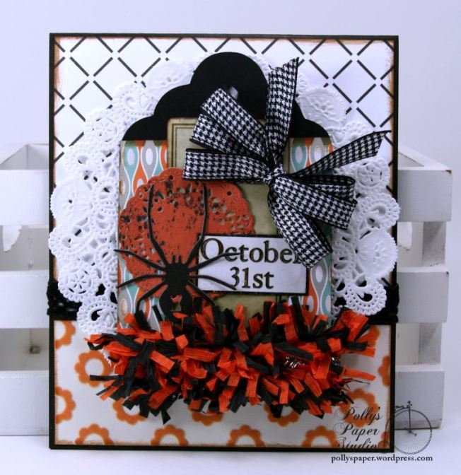 October_31st_Spider_Tag_Halloween_Greeting_Card_Polly's_Paper_Studio_Ginny_Nemchak_01