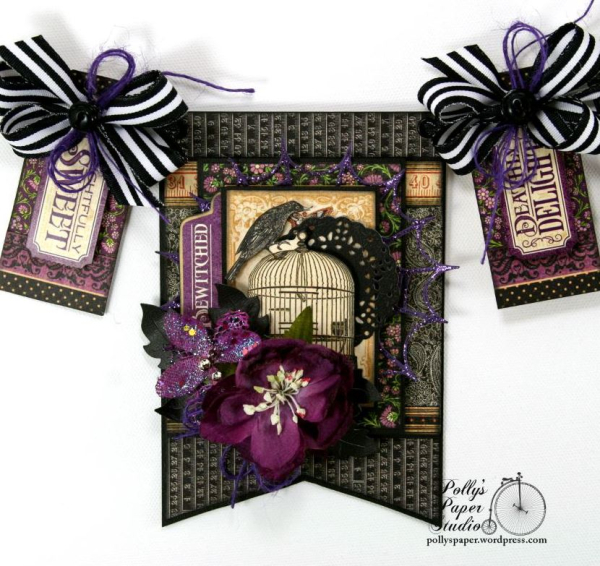 Delightfully_Sweet_Halloween_Banner_G45_Polly's_Paper_Studio_Ginny_Nemchak_Rare_Oddities_05