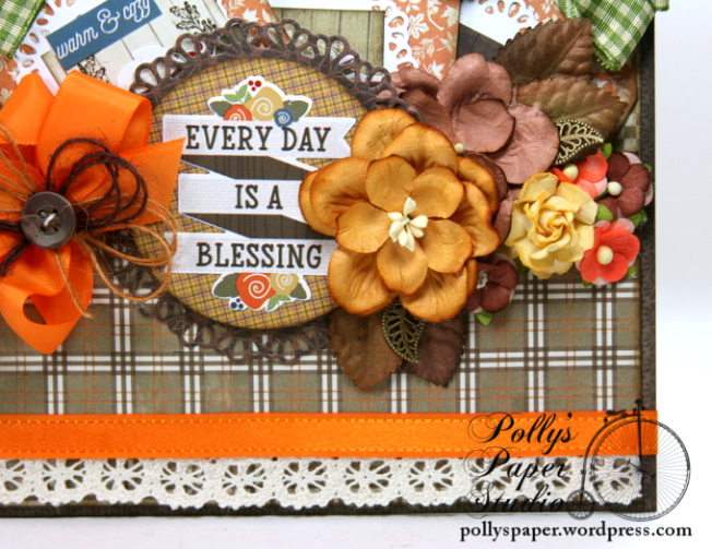 Every Day is a Blessing Pocket with Tags Fall-Thanksgiving Polly's Paper Studio 02
