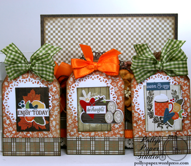 Every Day is a Blessing Pocket with Tags Fall-Thanksgiving Polly's Paper Studio 04