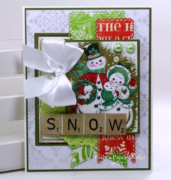 snow card