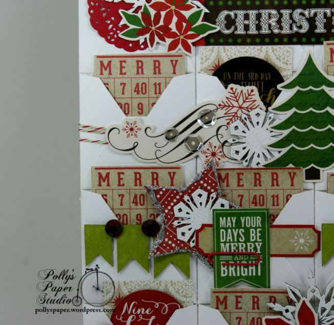 Advent Calendar Polly's Paper Studio 04