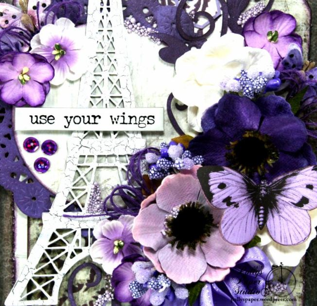 Use Your Wings Extra-Large Tag Polly's Paper Studio 04