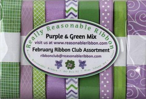 54a43-purple2band2bgreen2bmix2bribbon2bclub2bassortment2bfebruary