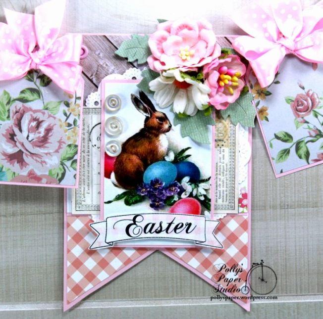 Easter Banner Polly's Paper Studio 01