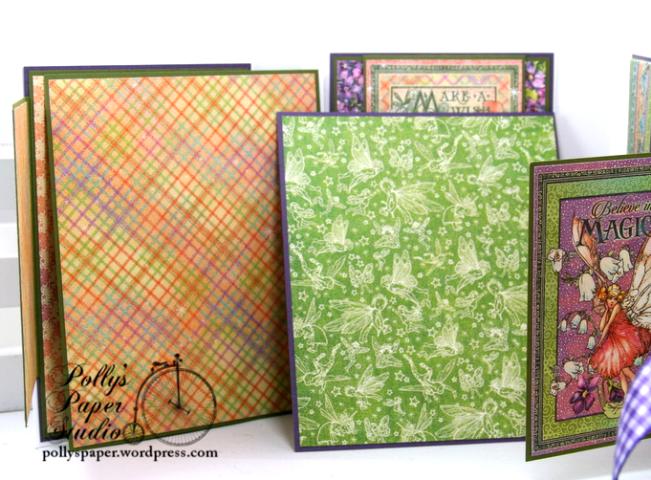Fairy Dust Flip Book Polly's Paper Studio 04