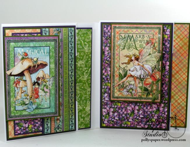 Fairy Dust Flip Book Polly's Paper Studio 05
