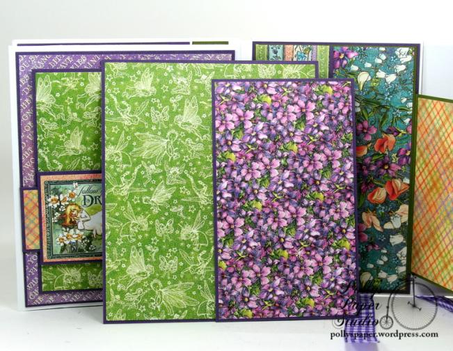 Fairy Dust Flip Book Polly's Paper Studio 06