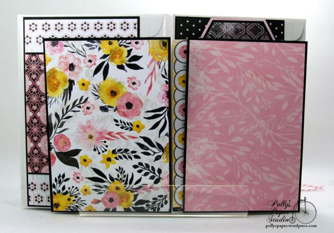 Inspire Flip Book Mini Scrapbook Album Polly's Paper Studio 07