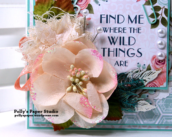 Find Me Where the Wild Things Are Greeting Card Polly's Paper Studio3