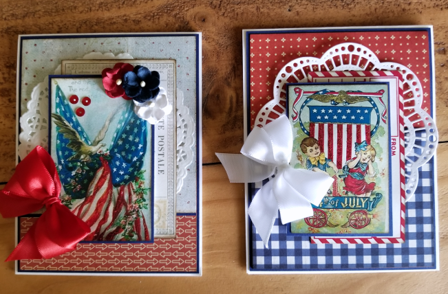 Bold Stripes Brave Hearts Creativity Kit 2