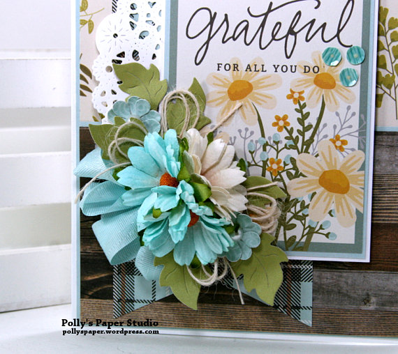 Grateful Greeting Card Polly's Paper Studio 02
