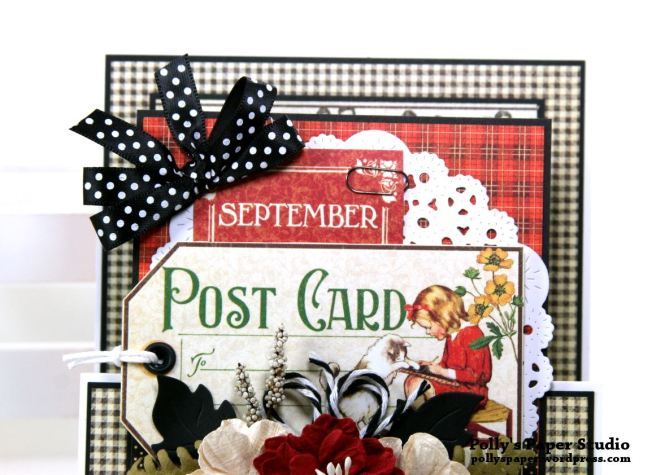 Back to School Gift Card Holder Polly's Paper Studio 04