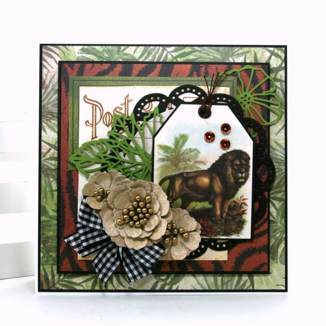 Jungle Life_Greeting Card_Ginny Nemchak_August6_02