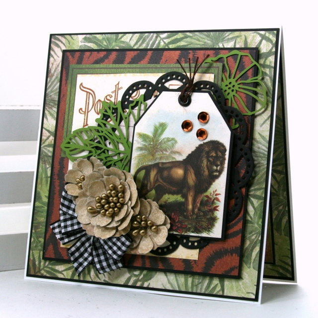 Jungle Life_Greeting Card_Ginny Nemchak_August6_01