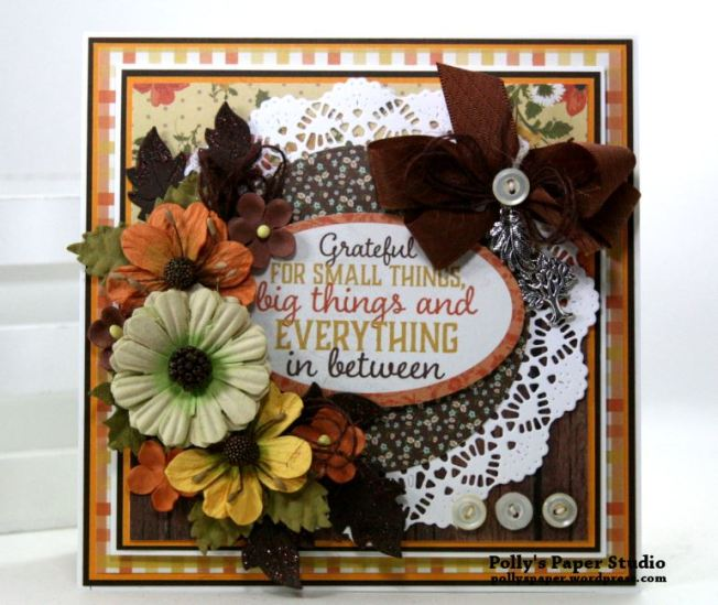 Grateful Fall Card Polly's Paper Studio 02