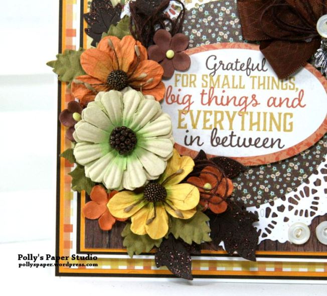 Grateful Fall Card Polly's Paper Studio 03