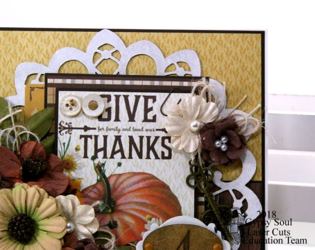 Give Thanks Greeting Card Polly's Paper Studio 05