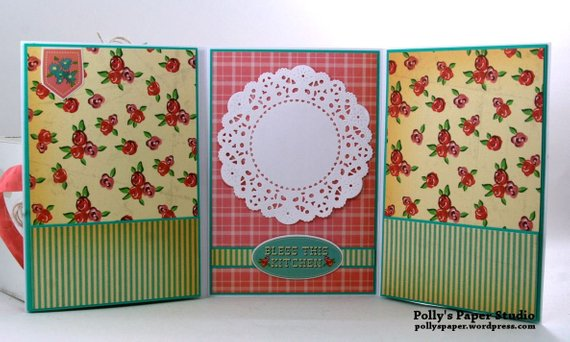 Heirloom Kitchen Album Polly's Paper Studio 03