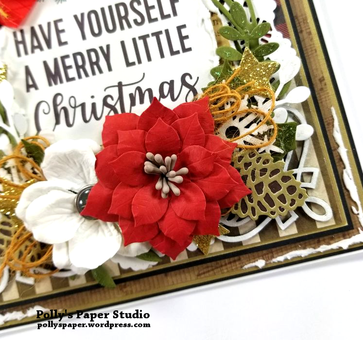 Have Yourself a Merry Little Christmas Polly's Paper Studio 04