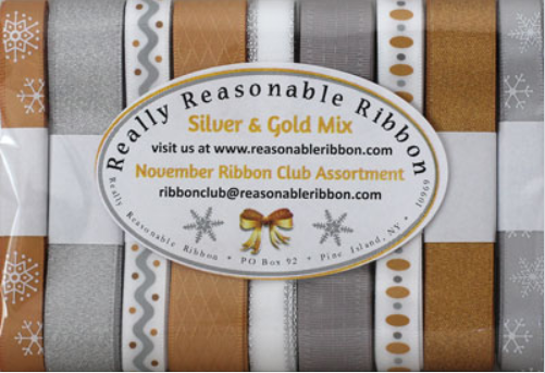 November Ribbon Club Assortment
