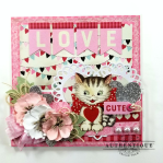 Be My Valentine Pocket With Tags Polly's Paper Studio05