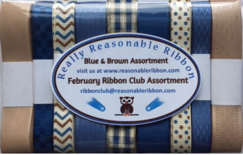 February Ribbon Club